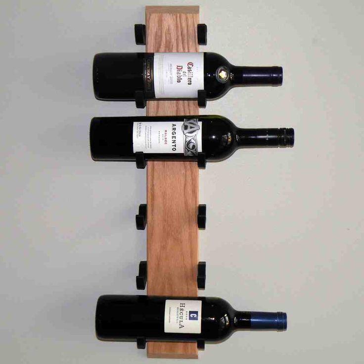 Wall Hanging Wine Glass Rack1