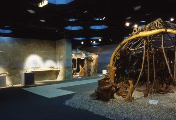 Römer Ausstellung