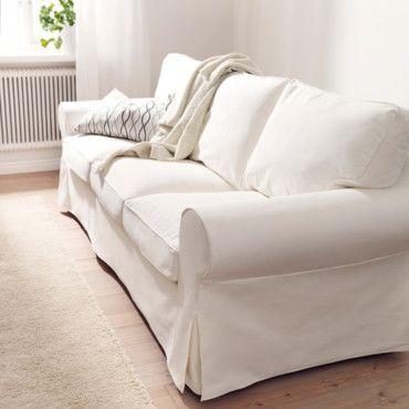 ikea ektorp | ... relooke mon salon avec Ikea : Canapé Ektorp - Déco - Plurielles.fr