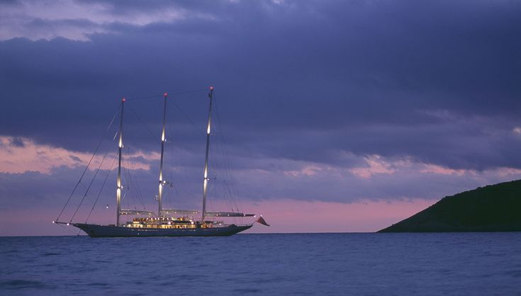 S/Y ATHENA - 295 Superyacht | Luxury Sail Yacht for Sale with Burgess - only $69MM