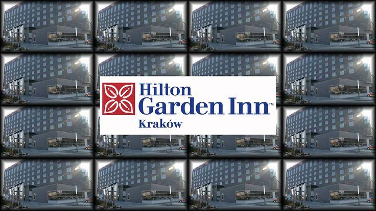 Fire Line Automatic by Planika HILTON GARDEN INN KRAKÓW  hotel #fireplace #hilton