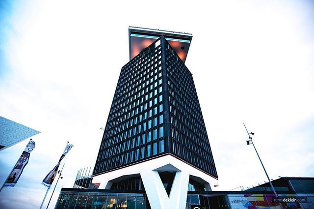 The Amsterdam A'DAM tower! #adam #adamtower #amsterdam #ij #architecture #city #business #events #photography #photographer