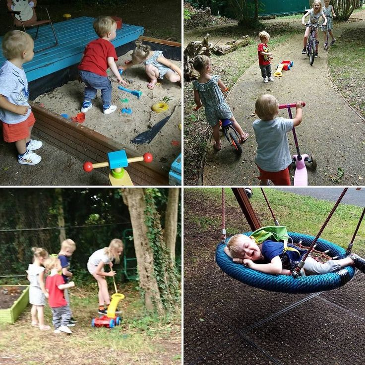 Lots of outdoor fun at the centre this morning! Hunting for snails & building sand castles  #nature #busyhands #discover