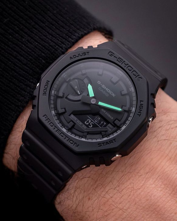 43 Stunning Watches Ideas For Men That Can Make You Looks More Cool In 2020 Stylish Watches Men G Shock Watches Mens Casio G Shock Watches
