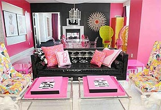 Let's try this again...how sweet would it be to stay at the Barbie suite at the Palms?