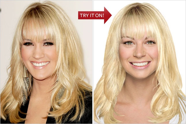Try On Different Hair Styles: Best 25+ Try Different Hairstyles Ideas On Pinterest