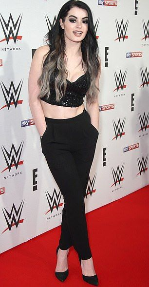 300+ Best Paige WWE images in 2020 | paige wwe, wwe, paige