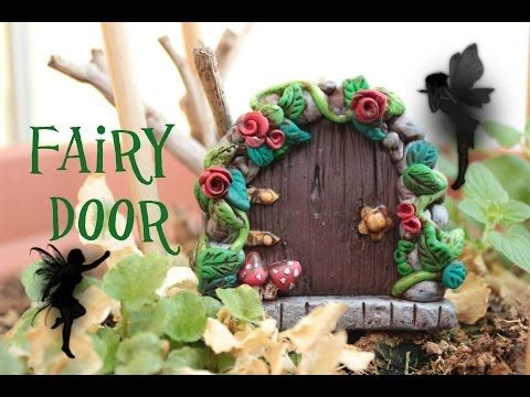 504 best fairy in a teacup images on pinterest fairies for Tinkerbell fairy door