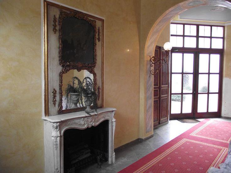 Hotelhalle Palais im Hotel der Platengarten Ansbach