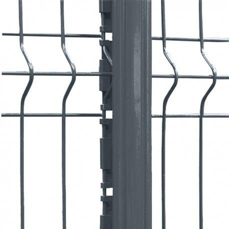 Les 25 meilleures id es concernant cloture panneau rigide for Portail hauteur 2m50