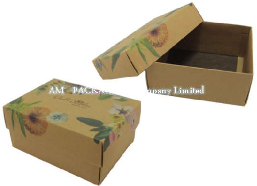 Kraft Packaging Box Boxes Pinterest Packaging Boxes