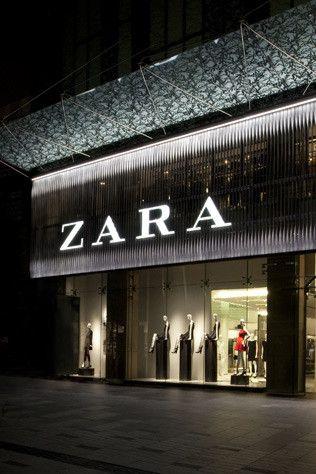 "Zara: ""Every time I go to the mall I will definitely visit the Zara store, always."" #lovemark - Mirta"