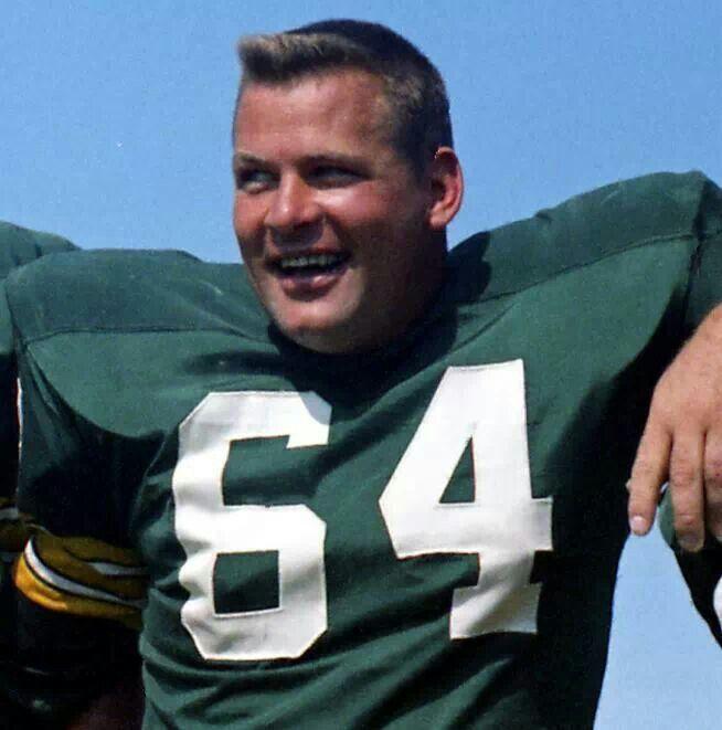 Jerry Kramer: Packers great (1958-68), offensive lineman