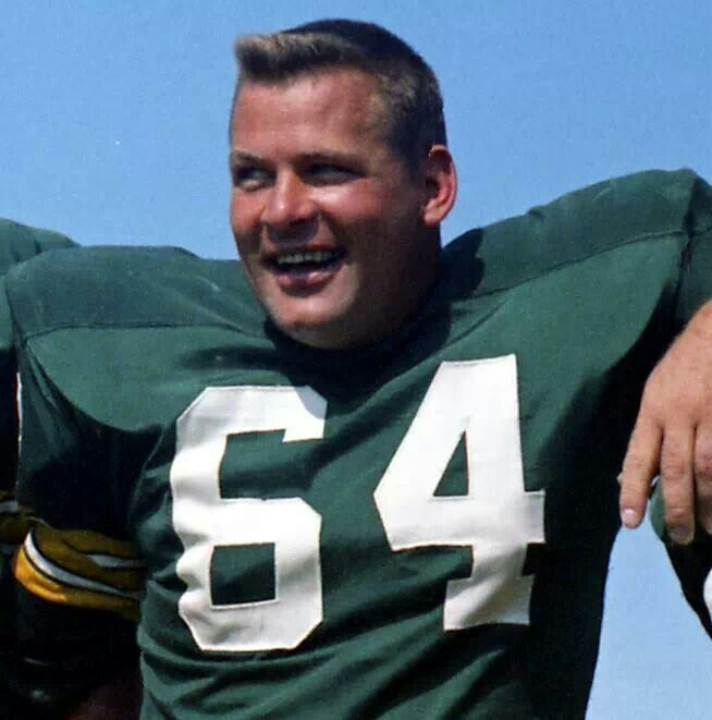 Packers great:JERRY KRAMER