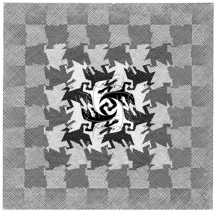 Maurits Cornelis Escher  Development I