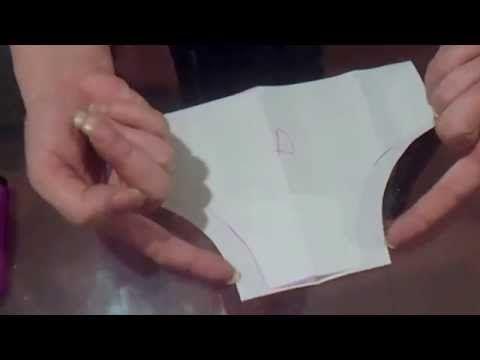 """Patron de bombachitas para nenas """"Peticion"""" - YouTube"""
