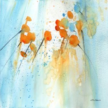 "Saatchi Art Artist Valentina Di Serio; Painting, ""Luce del mattino"" #art"