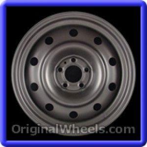 Chrysler 300 2006 Wheels & Rims Hollander #2240A  #Chrysler #300 #Chrysler200 #2006 #Wheels #Rims #Stock #Factory #Original #OEM #OE #Steel #Alloy #Used