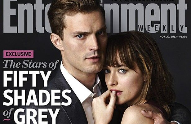 Jamie Dornan and Dakota Johnson 50 shades of Grey