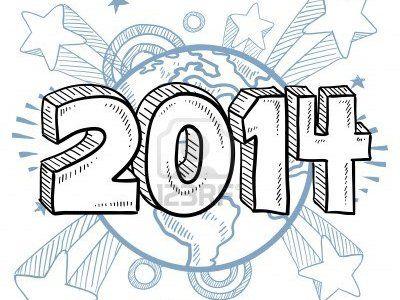 Selamat Tinggal 2013 Selamat Datang 2014