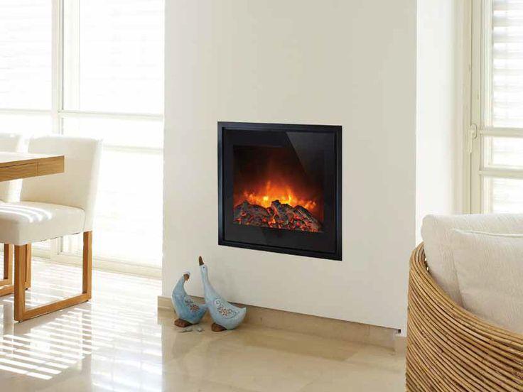 Chimenea eléctrica empotrada INSIDE1570 by BRITISH FIRES