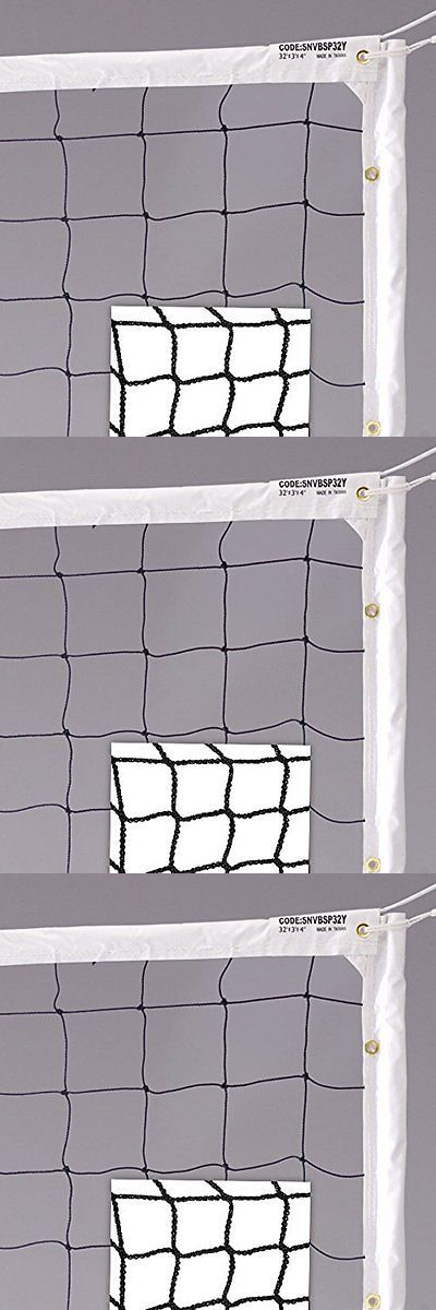 Nets 159131: Professional Volleyball Net Outdoor Regulation Size Beach Sport Double Ratchet -> BUY IT NOW ONLY: $74.49 on eBay!