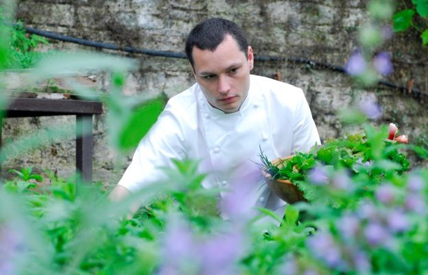Stuart Bowes  Head Chef at Barnabrow Country House...