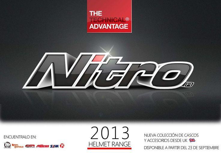 NITRO HELMETS #NitroChile