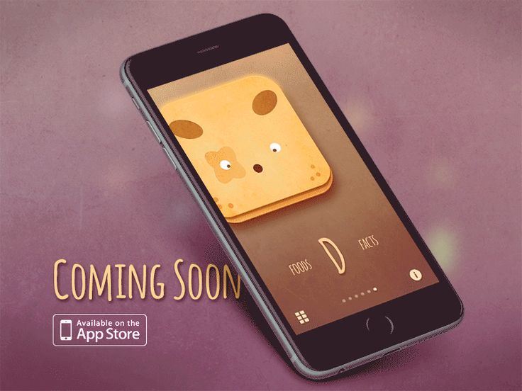 Cuddly Vitamins App prototype preview by Igor Ivankovic