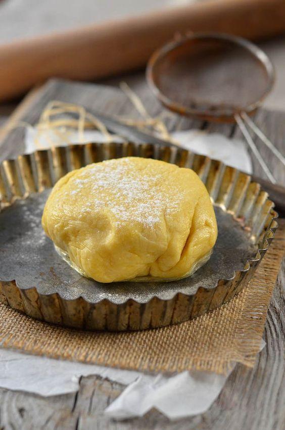 Pâte à tarte brisée recette maison sans robot
