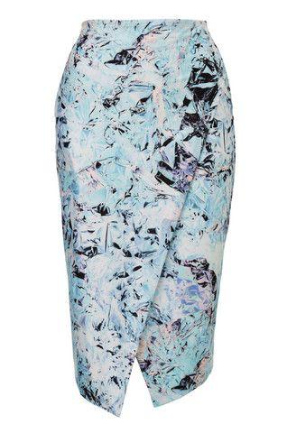 Crystal Midi Skirt – KOOKAÏ
