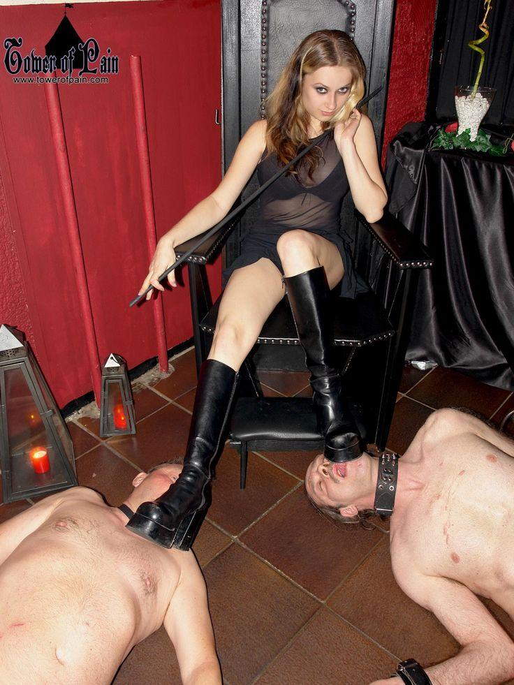 Sadism female domination leather uk-4546