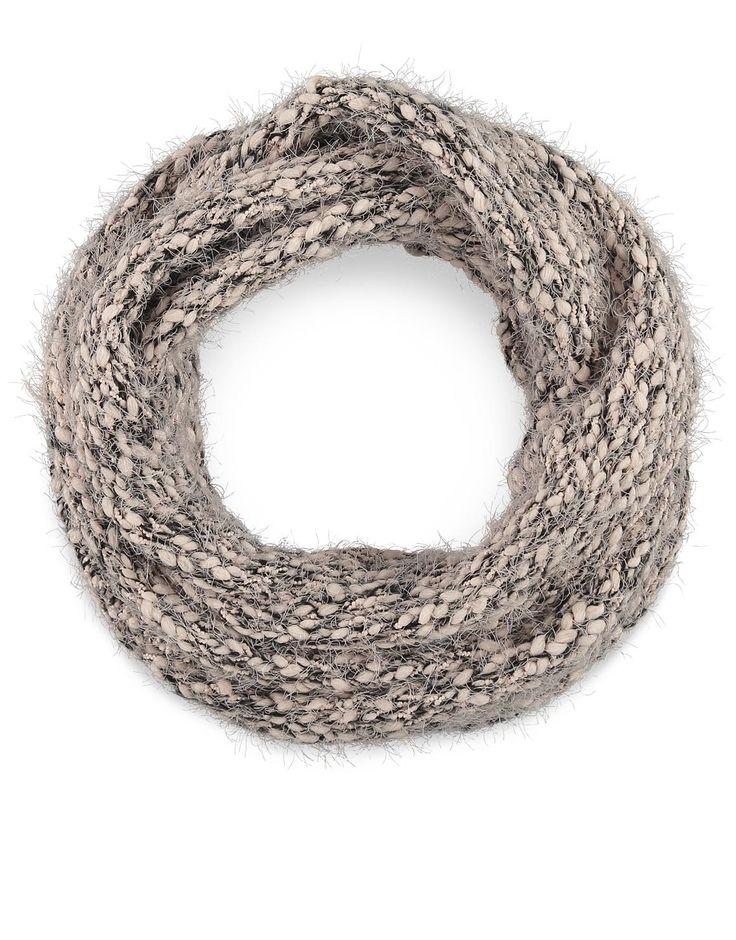 Eyelash Knit Snood