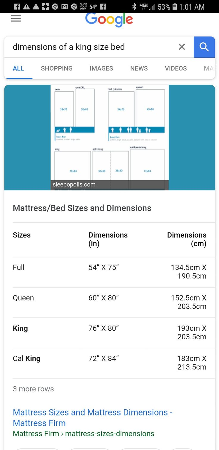 Pin by Tricia RickardBecker on misc info Bed sizes