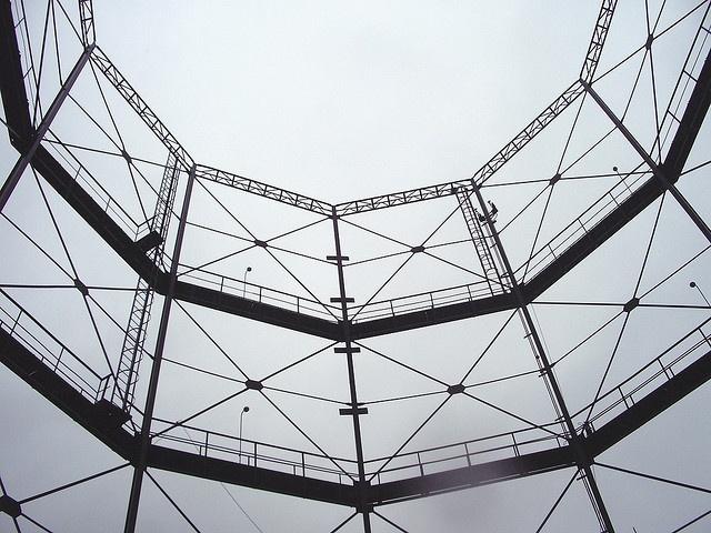 Gasometer events space in Beijing 2 by neilpeach, via Flickr