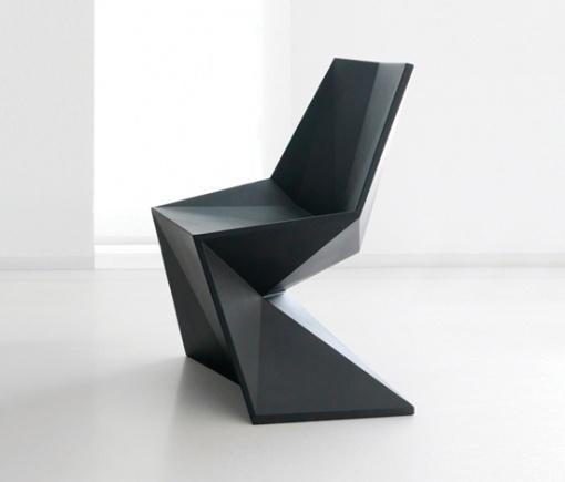 Mobiliário Contemporâneo Internacional Móvel: Vondom Designer(s): Karim Rashid  Características: Mobiliário que se destaca, seja pela cor, tamanho ou design; formas curvas; formas geométricas.