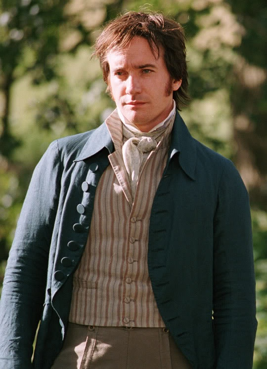 Admit it, the fact that Darcy's first name is Fitzwilliam makes him a little less sexier.