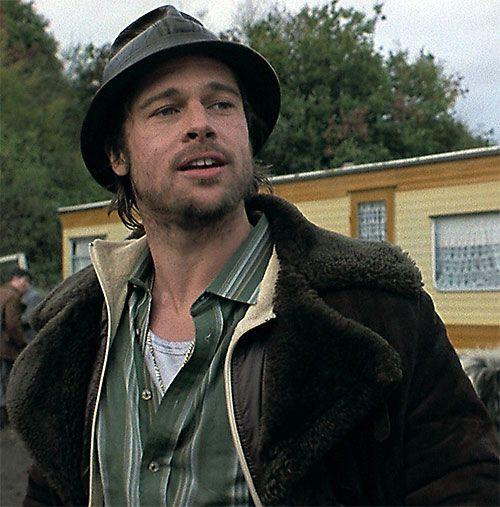 Snatch - Brad Pitt - Mickey O'Neil - Irish Traveller - Writeups.org