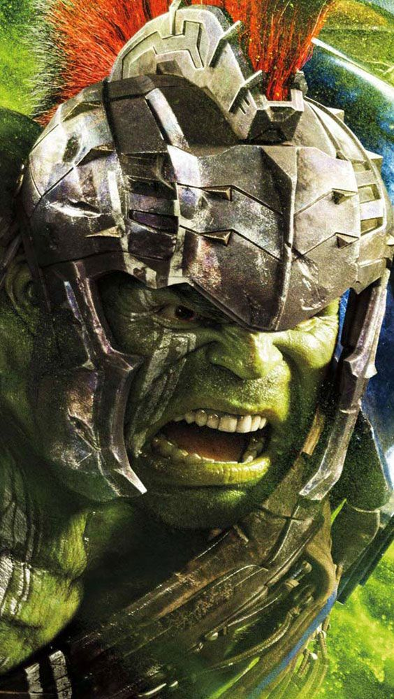 Free Thor Ragnarok Mark Ruffalo as Hulk Movie desktop wallpaper, desktop background, photos images hd.