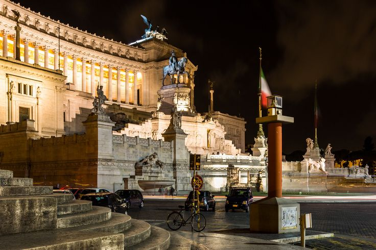 Altare della Patria Roma | da Antonio Casti