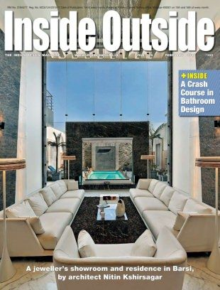 Get your digital copy of Inside Outside Magazine - February 2017 issue on Magzter and enjoy reading it on iPad, iPhone, Android devices and the web.