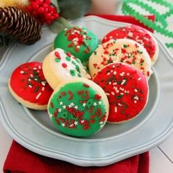 #271876 - Frosted Sugar Cookies Recipe