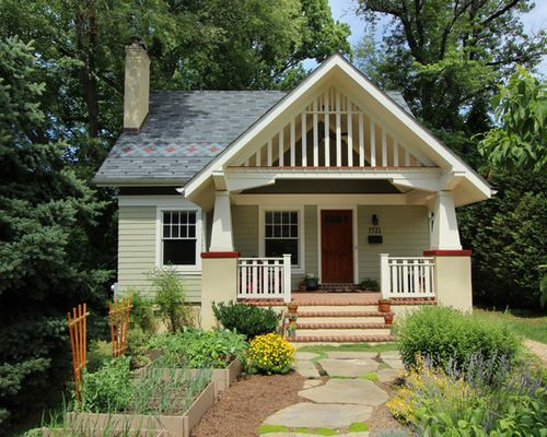 17 best ideas about craftsman porch on pinterest craftsman style homes craftsman style porch - Hungarian style house plans open gables ...
