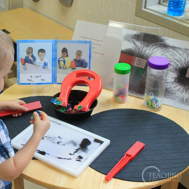 How to Set Up Your Preschool Science Center