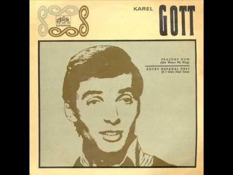 Karel Gott - Kdyby nepadal déšť [1968 Vinyl Records 45rpm]