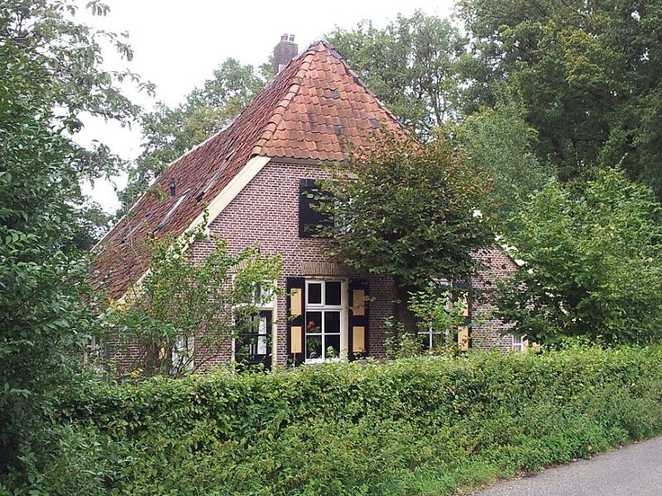 Almelo, boerderij van Versteeg uit 1742 aan de Oude Wierdense Weg