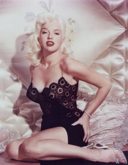Diana Dors:: Old Hollywood:: Pin Up Girls