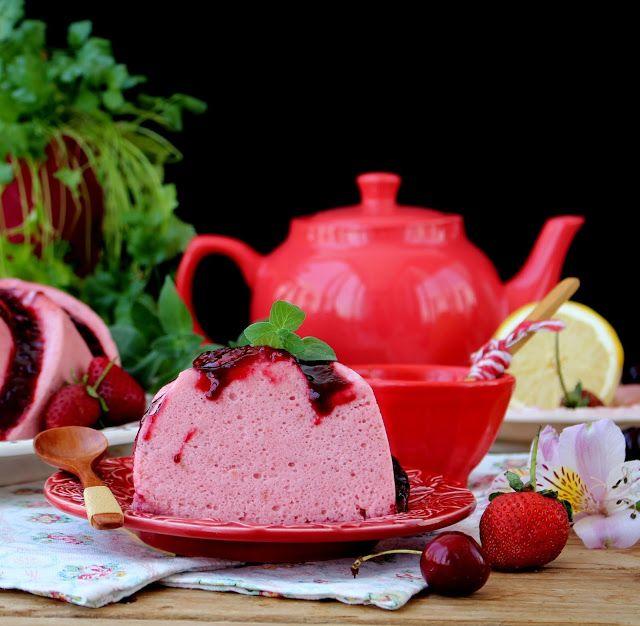 Nárwen's Cuisine: Bavaroise de Frutos Silvestres