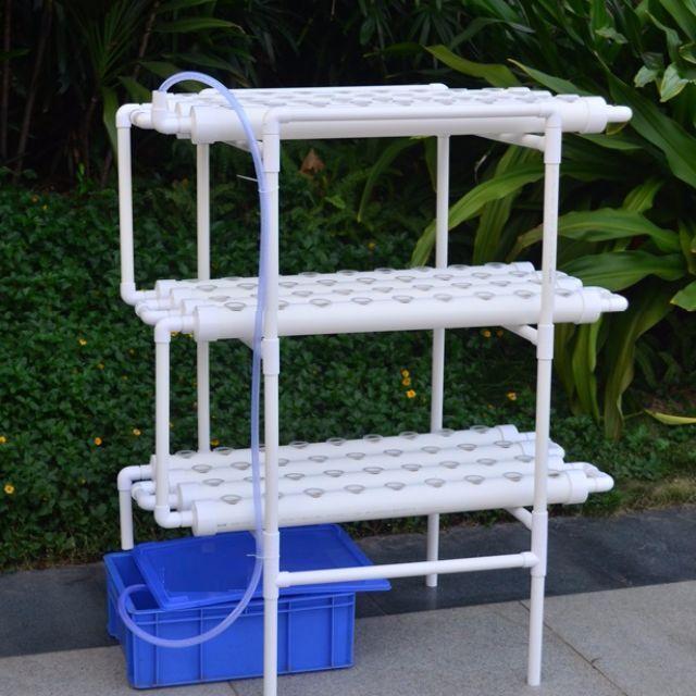 Diy Hydroponics Nft Tower Rack Kit On Carousell Hydroponicgardens