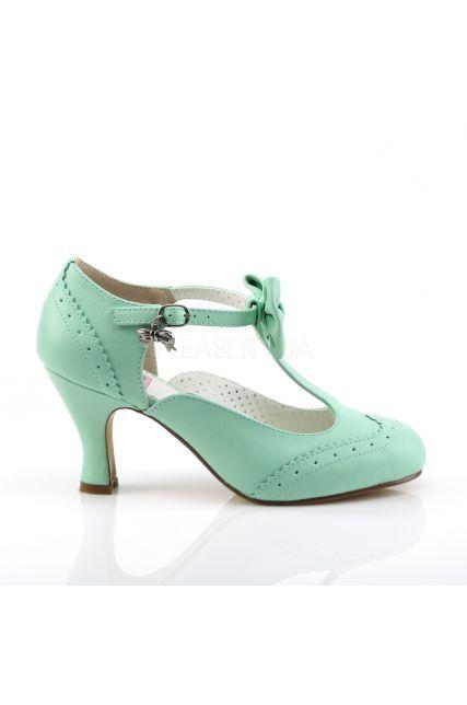 3c914dcb796345 Chaussures vintage flapper 11 | Chaussures Vintage et pin-up | Chaussure,  Chaussures rétros, Chaussures vintage